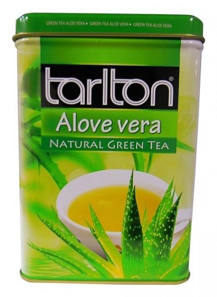 Tarlton Tea Aloe Vera grüner loser Tee