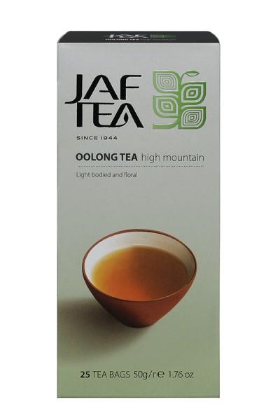 Jaf Tea High Mountain Oolong Tea (25 Beutel)