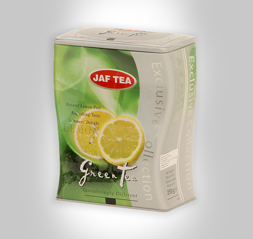 Jaf Tea Lemon Grün