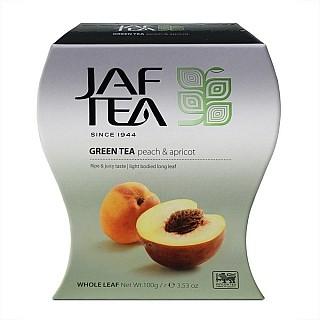 Jaf Tea Peach & Apricot grüner loser Tee