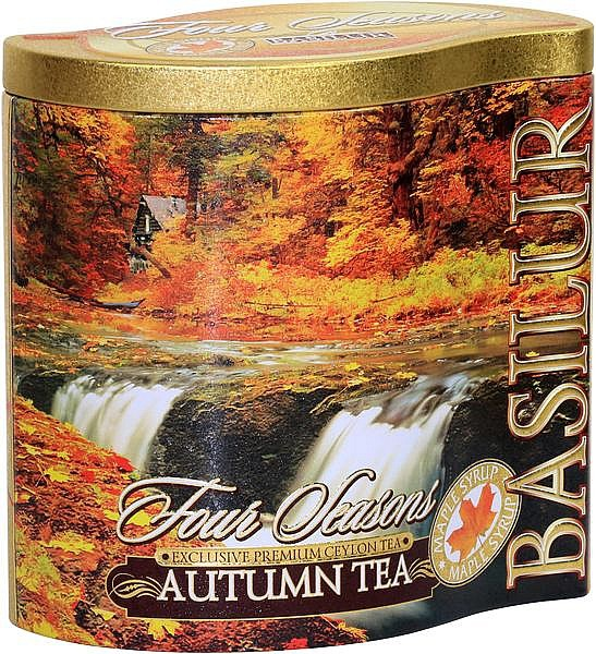 Basilur Tea Four Seasons Autumn Tea (Blechdose)