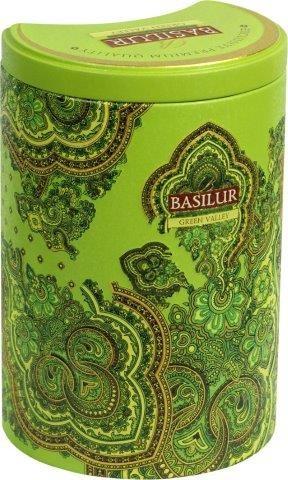Basilur Tea Green Valley (Blechdose)