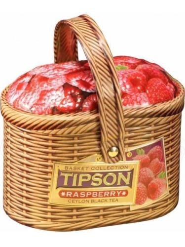 Tipson Tea Basket Raspberry (loser Tee)