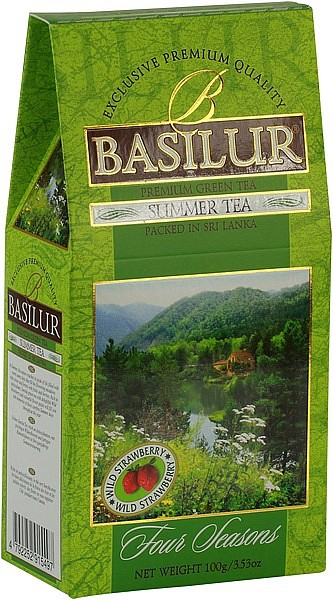 Basilur Tea Four Seasons Summer Tea (Karton)