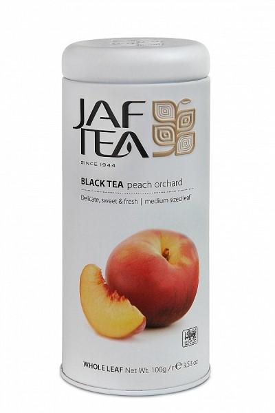 Jaf Tea Peach Orchard schwarzer loser Tee