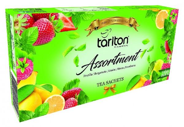 Tarlton Tea Variation von grünen Teesorten, 100 Stück