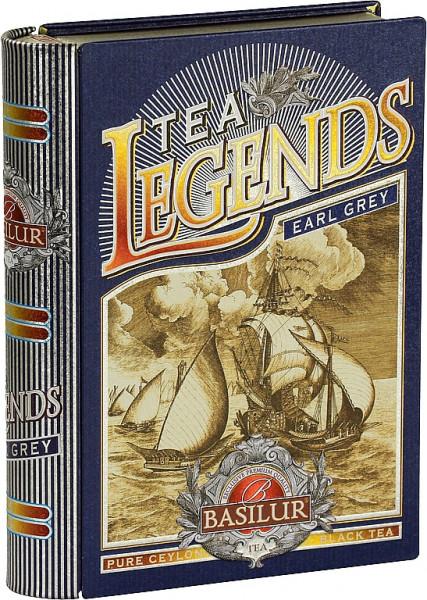 Basilur Tea Legends Earl Grey