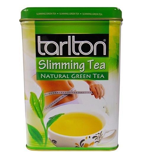 Tarlton Tea Slimming Tea grüner loser Tee