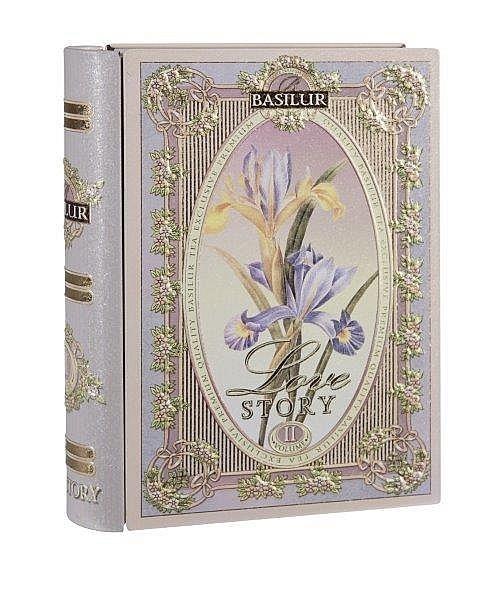 Basilur Tea Love Story Volume 2 (Blechdose)