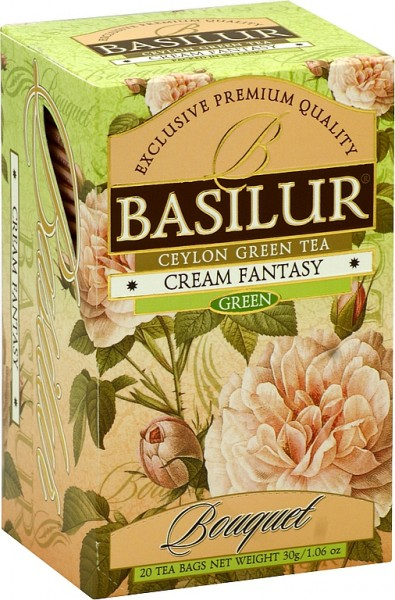 Basilur Tea Bouquet Cream Fantasy (20 Beutel)