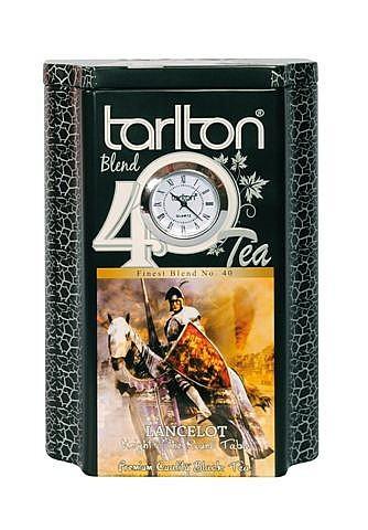 Tarlton Tea Lancelot schwarzer loser Tee