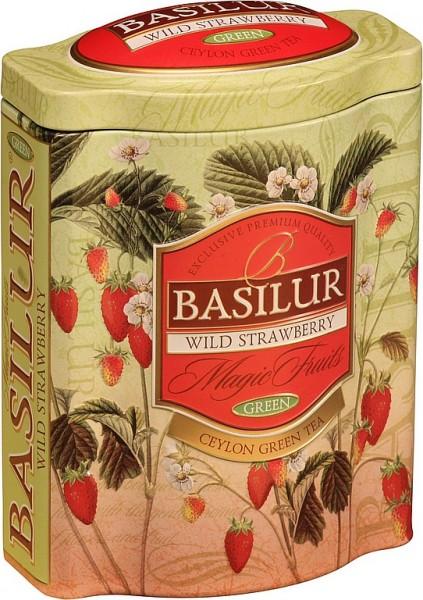 Basilur Tea Magic Fruits Wild Strawberry (Blechdose)