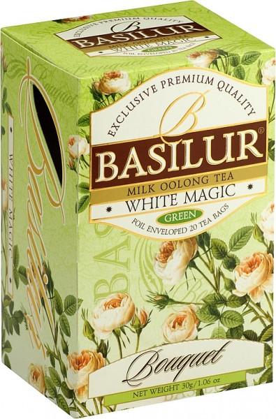 Basilur Tea Bouquet – White Magic (20 Beutel)