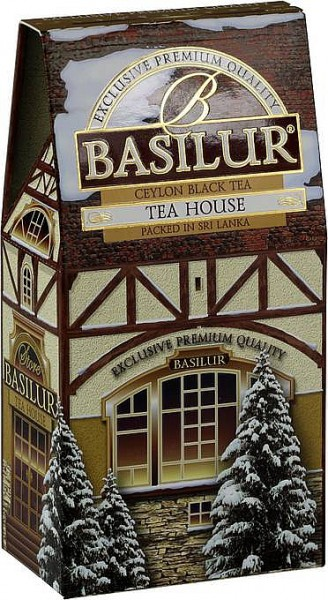 Basilur Tea House (Karton)