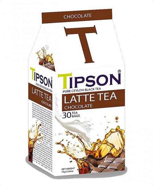 Tipson Tea Latte Tea Chocolate