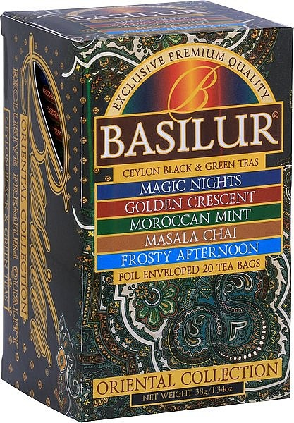 Basilur Tea Oriental Collection (20 Beutel)