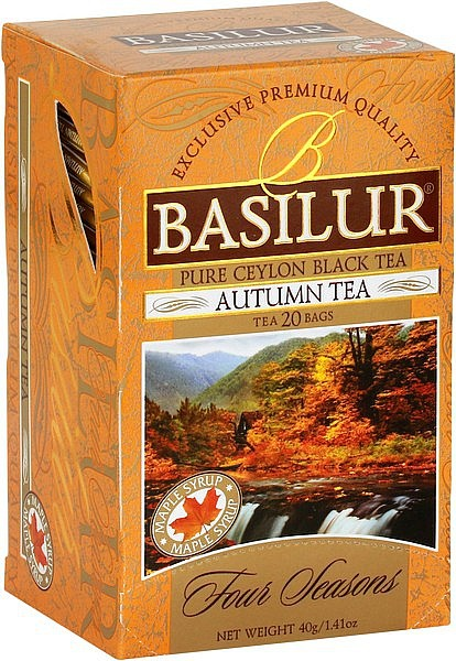 Basilur Tea Four Seasons Autumn Tea (20 Beutel)