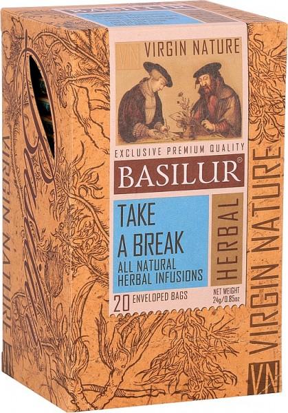 Basilur Tea Take a Break 20 x 1,2g