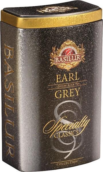 Basilir Tea Specialty Classics – Earl Grey (Blechdose)