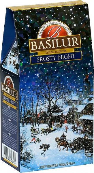 Basilur Tea Frosty Night (Karton)