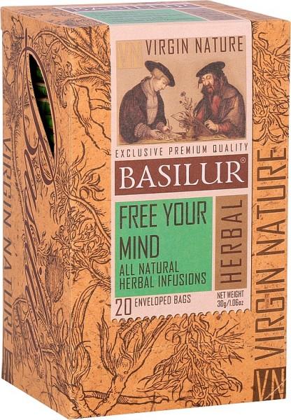 Basilur Tea Free Your 20 x 1,5g