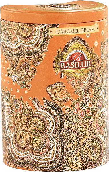 Basilur Tea Caramel Dream