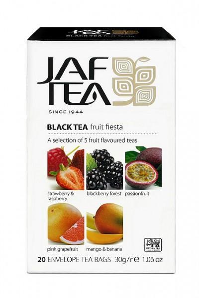 Jaf Tea Variation Fruit Fiesta 20 Folienbeutel 4 x 5 x 1,5 g
