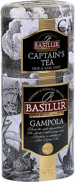 Basilur Tea Gampola Captain's Tea (Blechdose)