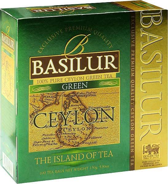 Basilur Tea The Island of Tea (100 Beutel)