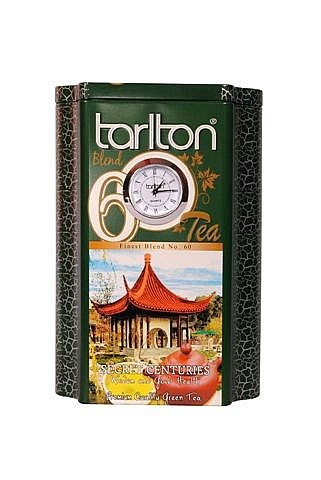 Tarlton Tea Secret Centuries grüner loser Tee