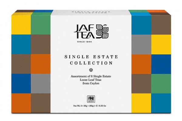 Jaf Tea Box Single Estate Collection