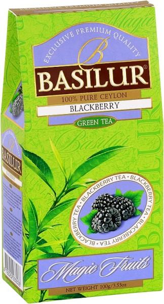 Basilur Tea Magic Fruits Blackberry (Karton)
