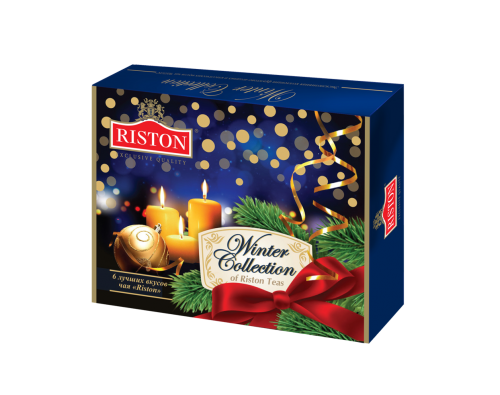 Riston Tea Assortie - Winter Collection