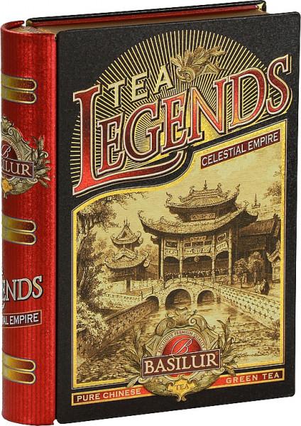 Basilur Tea Book Legends Celestial Empire Zinn