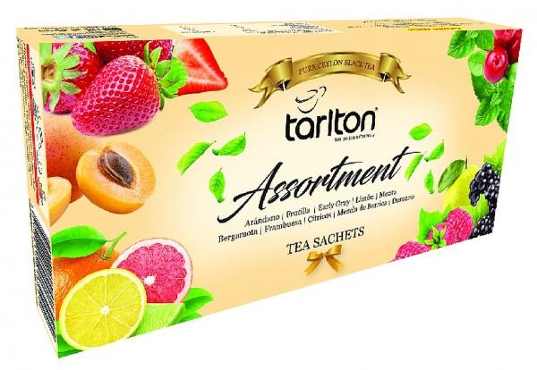 Tarlton Tea Variation von schwarzen Teesorten