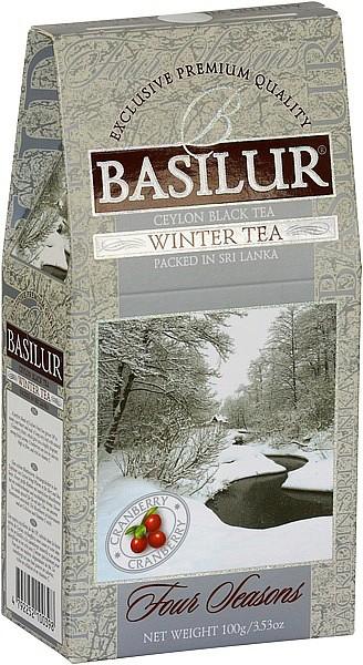 Basilur Tea Four Seasons Winter Tea (Karton)