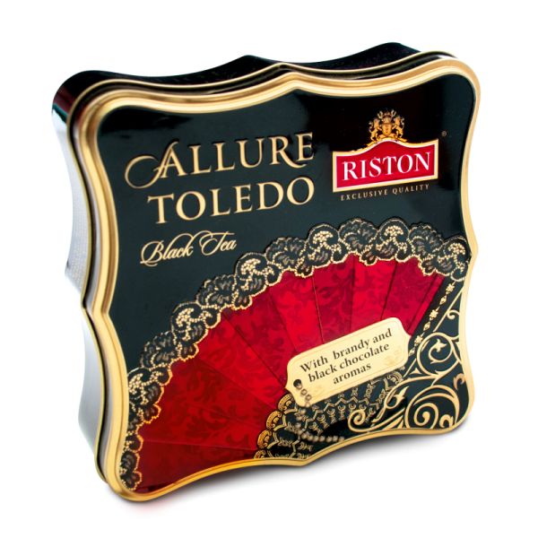 Riston Tea Allure Toledo (loser Tee)