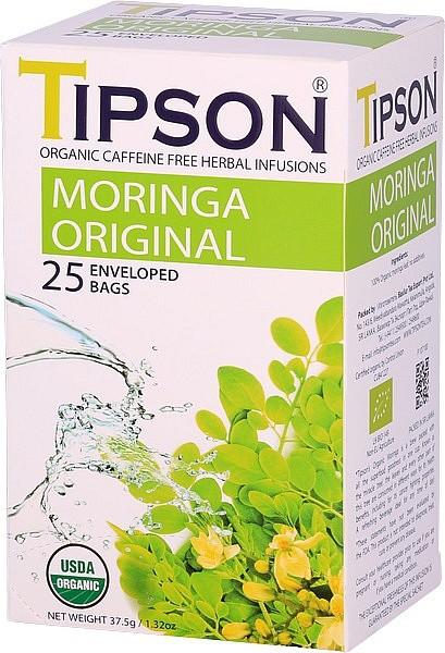 Tipson Tea Moringa Original (25 Beutel)
