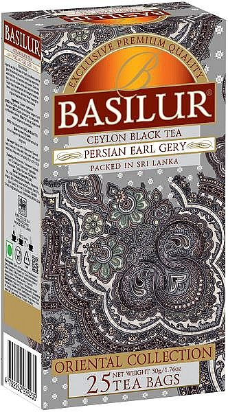 Basilur Tea Oriental Collection Persian Earl Grey (25 Beutel)