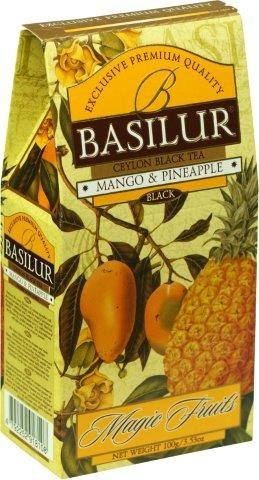 Basilur Tea Magic Fruits Mango & Pineapple (Karton)