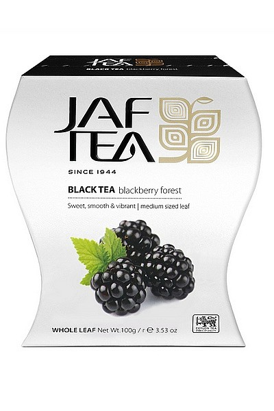 Jaf Tea Blackberry Forest schwarzer loser Tee
