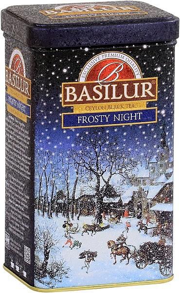 Basilur Tea Frosty Night (Blechdose)