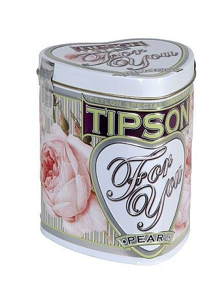 Tipson Tea Pearl For You (Blechdose)