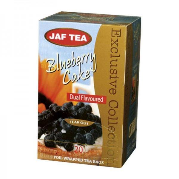 Jaf Tea Blue Berry Cake (20 Beutel)
