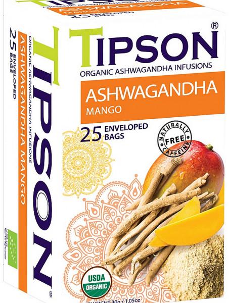 Tipson Tea BIO Ashwagandha Mango