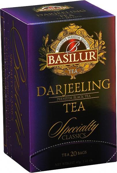 Basilur Tea Specialty Darjeeling (20 Beutel)