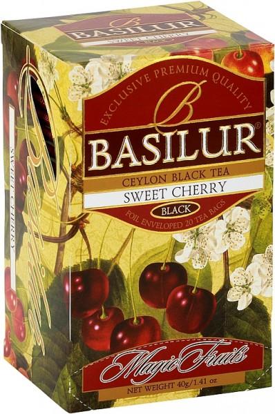 Basilur Tea Magic Fruits Sweet Cherry (20 Beutel)