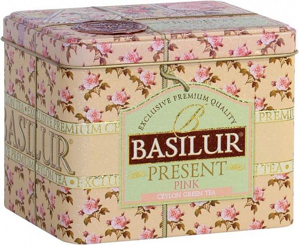 Basilur Tea Present Pink (Blechdose)