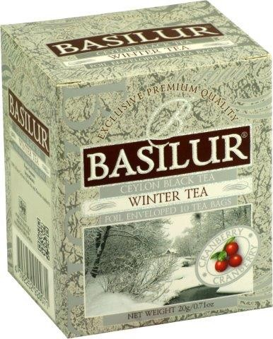 Basilur Tea Winter Tea (10 Beutel)
