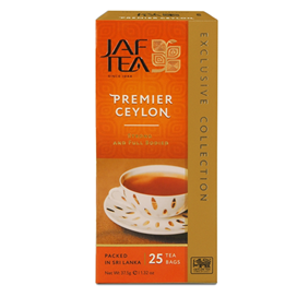 Jaf Tea Premier Ceylon Exclusive Collection (25 Beutel)